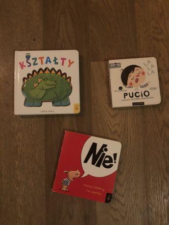 Zestaw książek Pucio, obracanka, Nie!