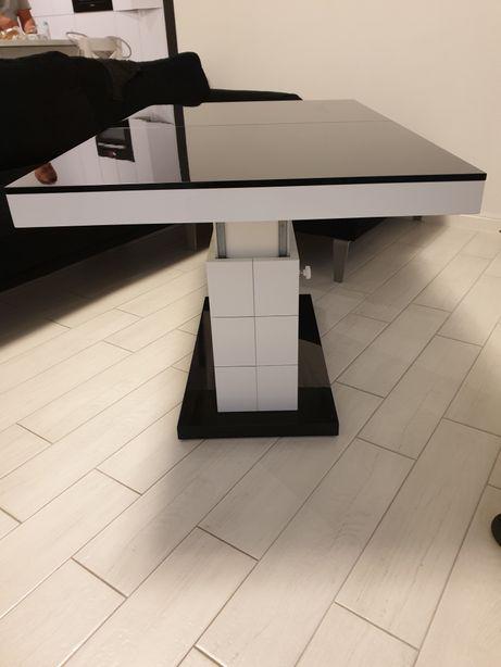 Ława stół MDF nowoczesna czarna