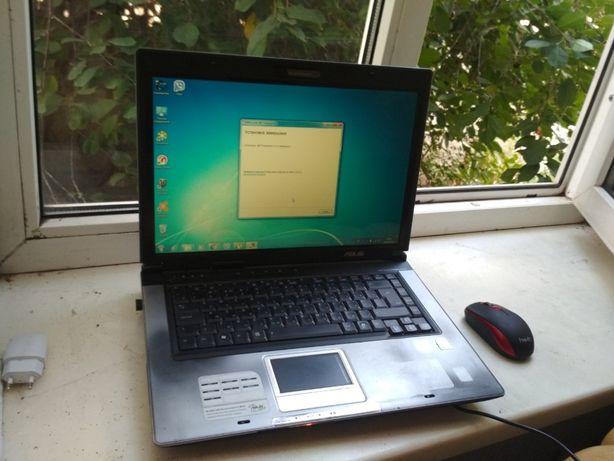 ноутбук ASUS X50W
