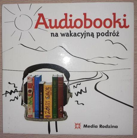 Audiobooki CD Media Rodzina