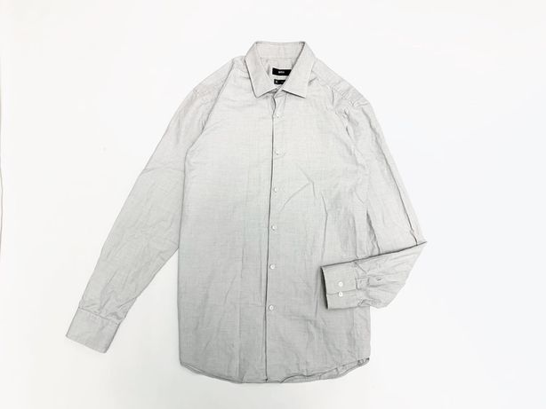 Рубашка BOSS Tommy Hilfiger Lacoste Оригинал Как Новая размер 42