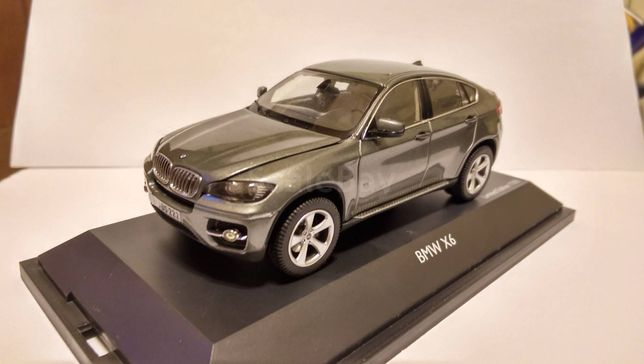 BMW X6 Schuco 1.43