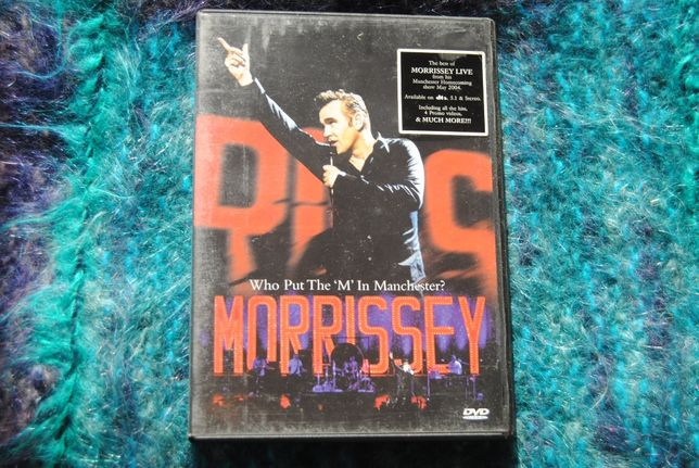 Morrissey*Who Put The'M'In Manchester/DVD