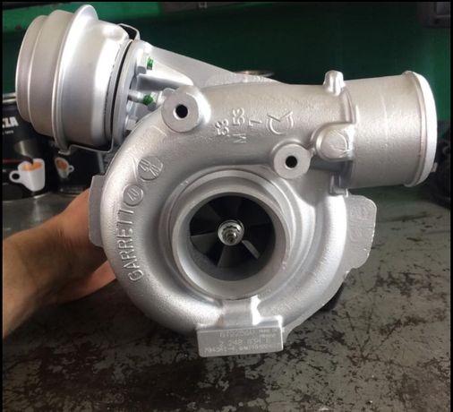 Turbo BMW E46 3.0d 2256V GARRETT Turbosprężarka Turbina