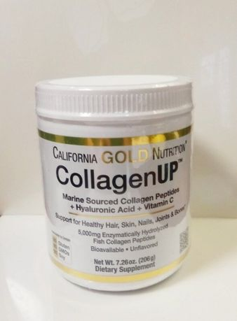 морской коллаген гиалуроновая кислота витамин C. 206 г