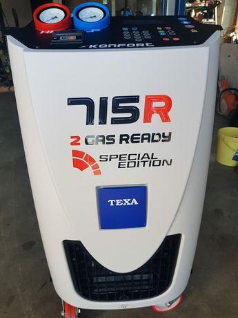 Maszyna do Klimatyzacji TEXA 715r na 2 gazy Special Edition NOWA