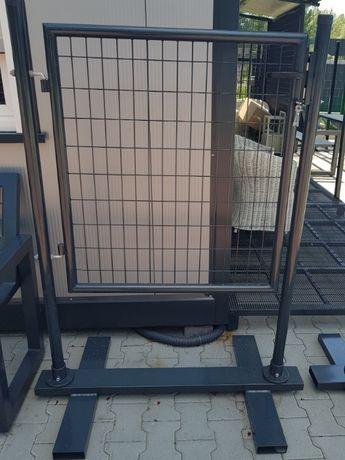 Furtka ogrodowa 100cmx120cm, panelowa, trwała do samodzielnego montażu