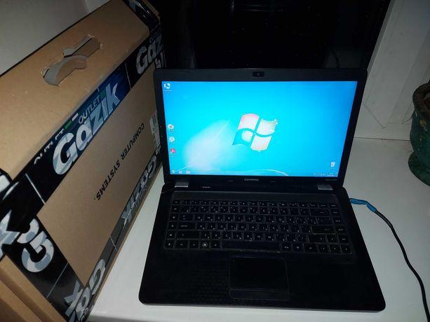 Продам ноутбук hp compaq  cq56