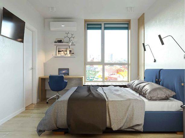 Сдам квартиру (Спальня +Кухня-студия), Дизайнерский ремонт