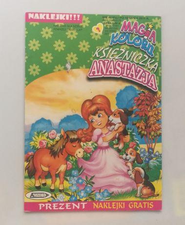 Magia koloru - Książniczka Anastazja