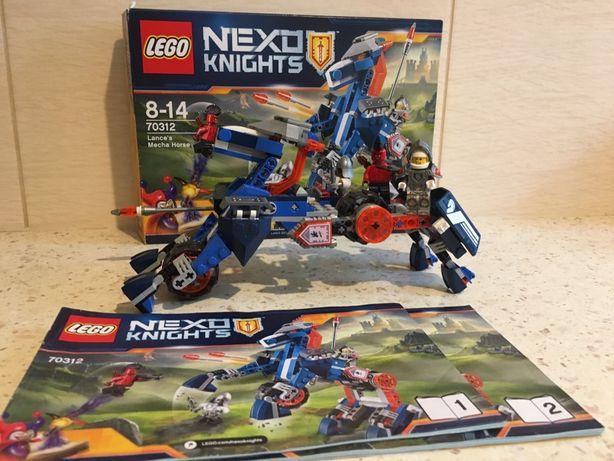 LEGO Nexo Knights 70312 Mechaniczny koń Lance'a