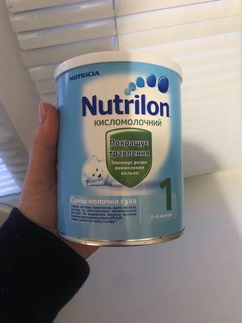 Суміш нутрілон кисломолочний