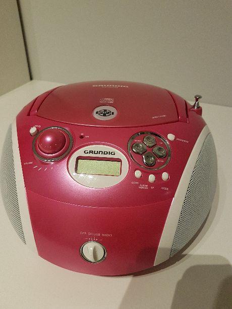radioodtwarzacz cd grundig rcd 1440 usb jak nowy