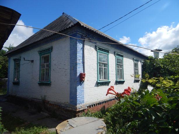 Позняки, Тепловозная 10, кирпичный дом на 2 выхода