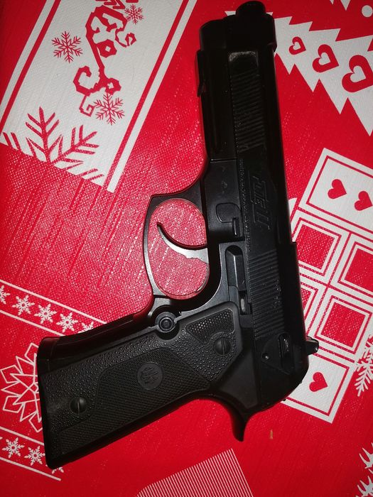 Pistolet wiatrowka Beretta elite 2 Łukta - image 1