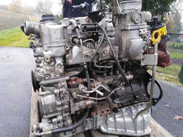 Kompletny silnik Isuzu D-MAX