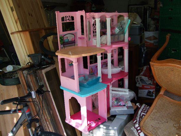 domek Barbie dla lalek