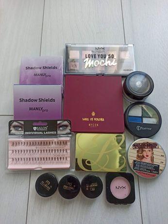 Продам косметику  NYX, Flormar, Manly PRO, Wycon, the Balm, Evagarden,