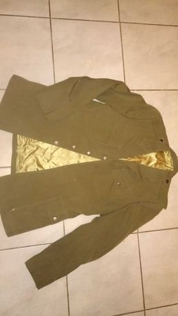 Stara marynarka bluza wojskowa antyk