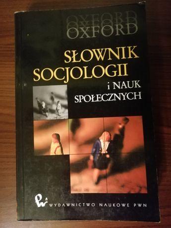 Słownik socjologii i nauk społecznych PWN