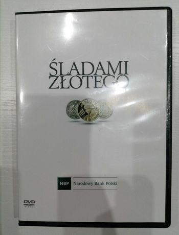 """Płyta DVD """"Śladami Złotego"""""""