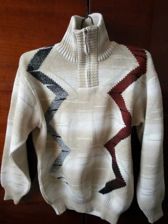 Новый мужской свитер отличного качества, р. 50