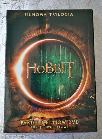 Filmowa trylogia Hobbit DVD