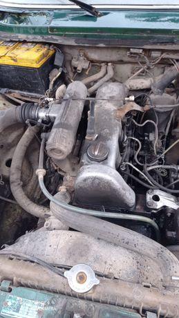 Мотор  2.4d w123