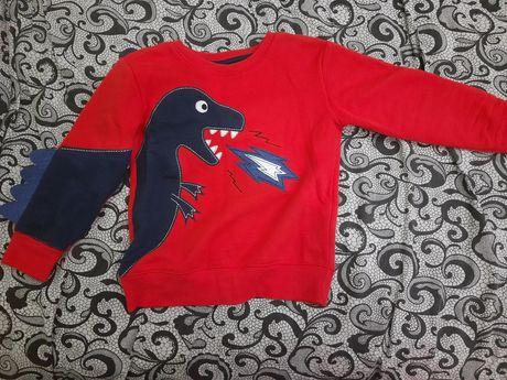 Свитшот,свитер для мальчика .Состояние новых