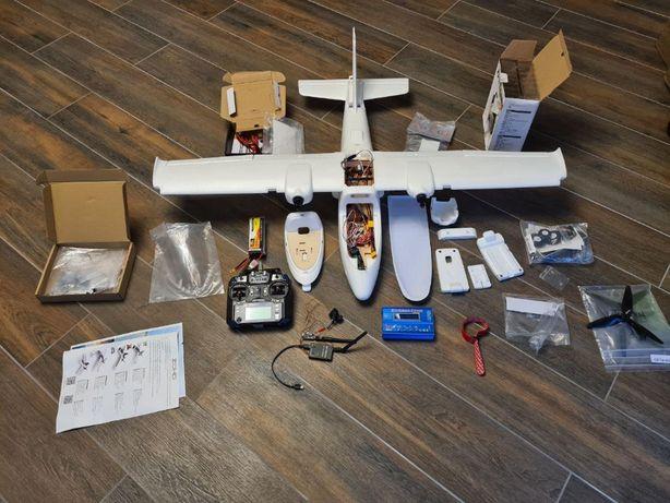 Samolot RC SONIC MODEL Absolutnie NOWY nieużywany