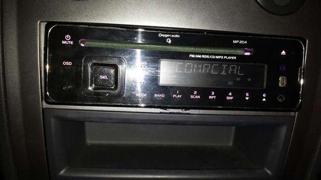 Auto radio oxygen
