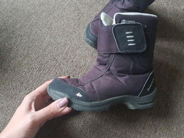 Сапоги, ботинки Waterproof на мальчика 32 р.