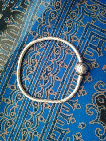 Браслет Pandora  срібло 925