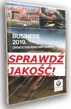 *Mapa BMW nawigacja Business EU 2019 E87 E90 E60 E70 100% PEWNA !!! *