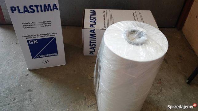 Folia PLASTIMA 500mm 750mm 5-warstw do sianokiszonki owijarki
