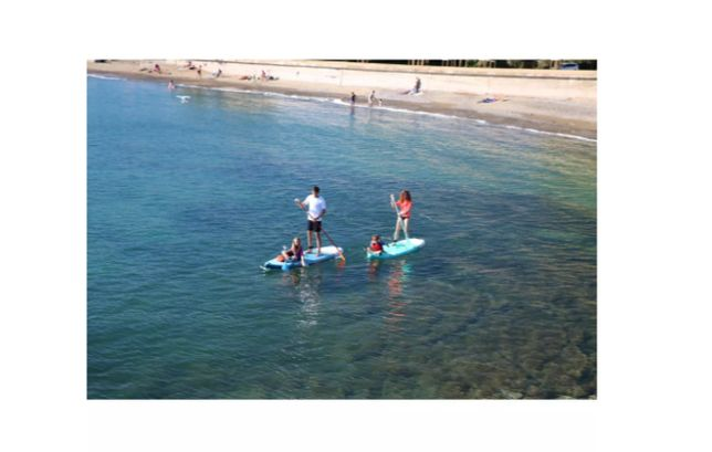 Rental Tours 11 SUP insuflavel Evolution Paddleboard Stanf Up Paddle