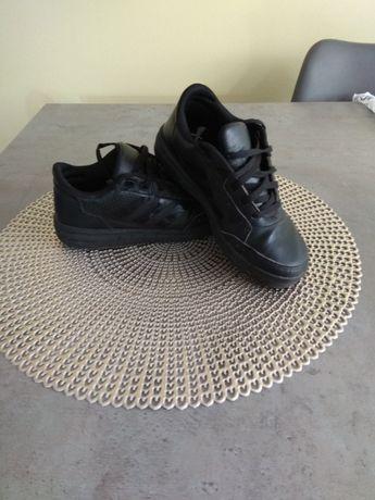 Adidasy chłopięce czarne adidas roz 33