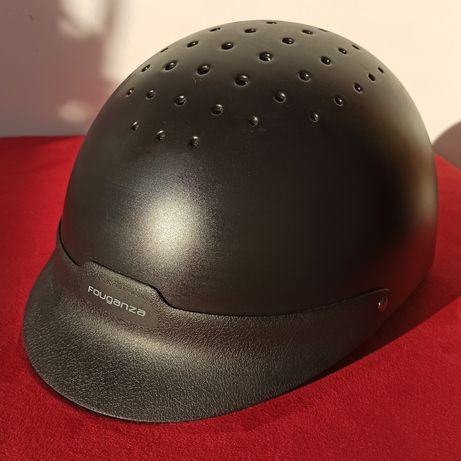 Шлем каска для верховой езды /конного спорта Fouganza 100