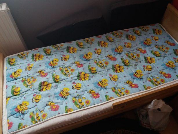 Ikea łóżko 70x160 stan bdb+ zadbane