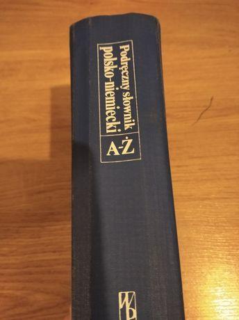 Słownik polsko niemiecki stare wydanie