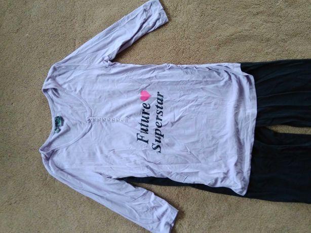 Piżama ciążowa, do karmienia, dres, Bonprix 36/38
