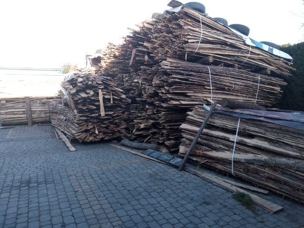 Opał drewno zrzyny tartaczne drzewo opałowe
