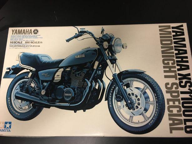 1/6 Tamiya Yamaha XS 1100 LG Midnight Special - portes incluidos