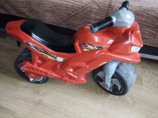 Мотоцикл толокар фирми Орион.