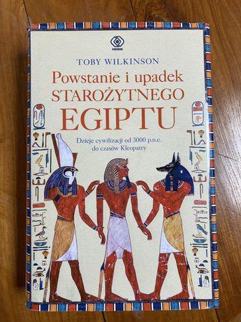Książka - Powstanie i upadek starożytnego Egiptu