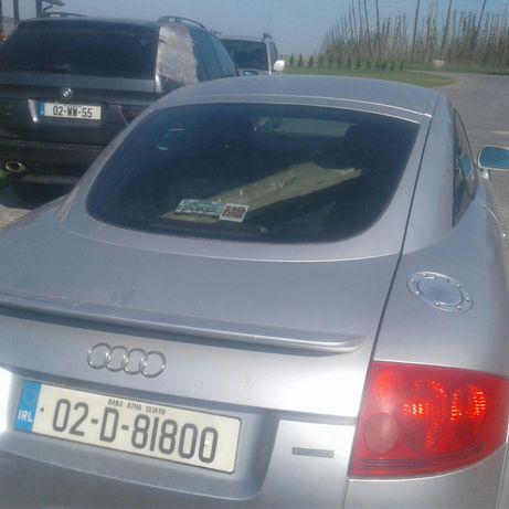 Audi tt 8t klapa bagażnika