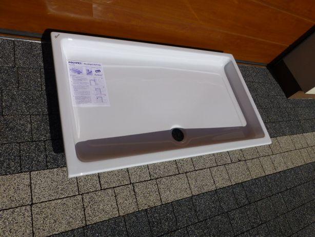 BRODZIK Prysznicowy NOWY 140 x 80 POLYPEX (Linia luksusowa)