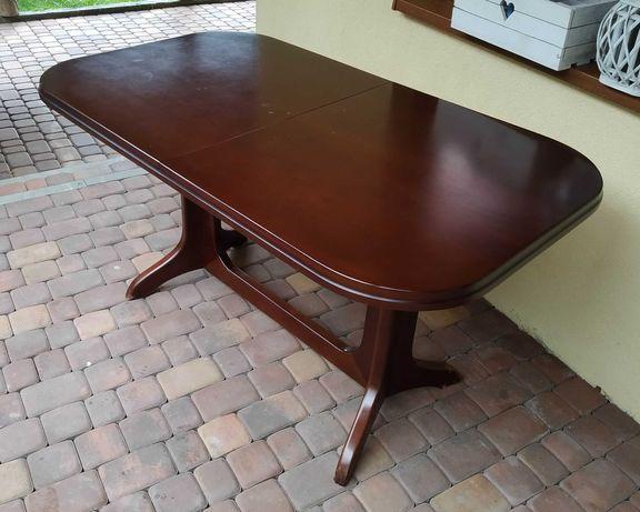 stół drewniany rozkładany duży