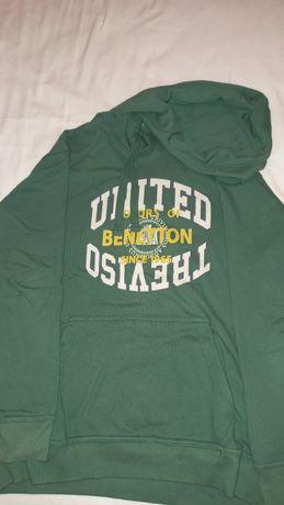 Sweat de Homem Benetton