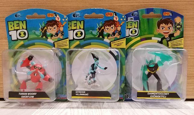 Ben 10, Epee, 3 mini figurki
